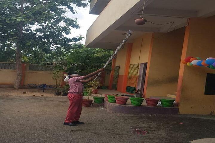 Arul Mary Matriculation School-Activity