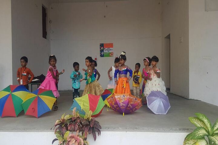 Arul Mary Matriculation School-Dance