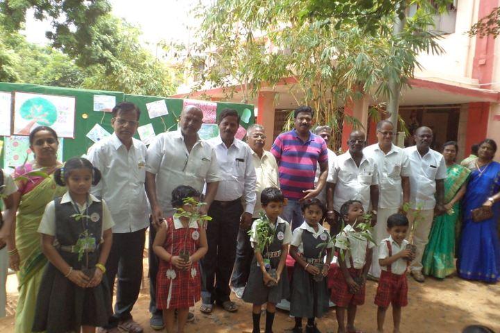 Vivekananda Vidyalaya-Environmental Day