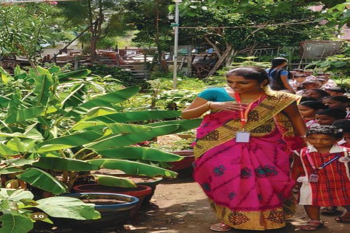 Vivekananda Vidyalaya-Feild Trip