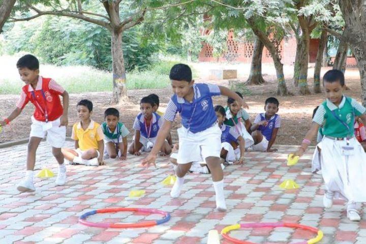 Vivekananda Vidyalaya-Games