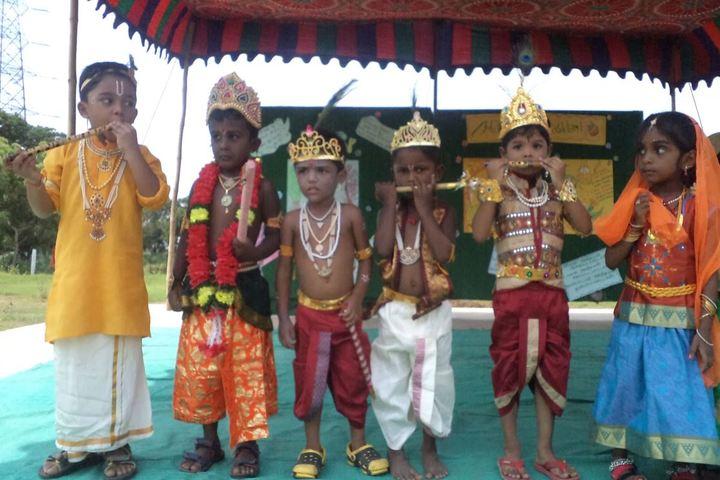 Vivekananda Vidyalaya-Krishnashtami Celebrations