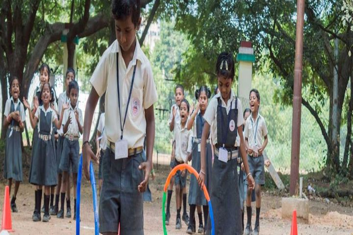 Vivekananda Vidyalaya-Sports