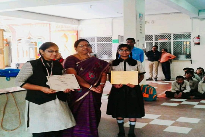 JLM Gayatri Vidya Peeth-Achievements