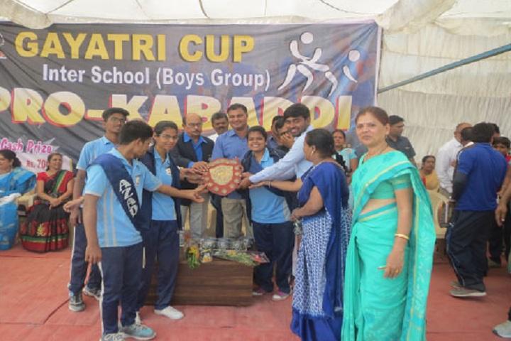 JLM Gayatri Vidya Peeth-Awards