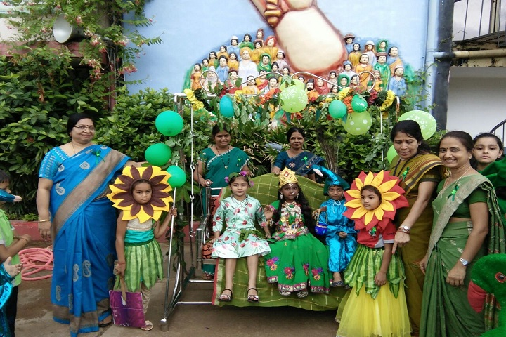 JLM Gayatri Vidya Peeth-Fancy Dress