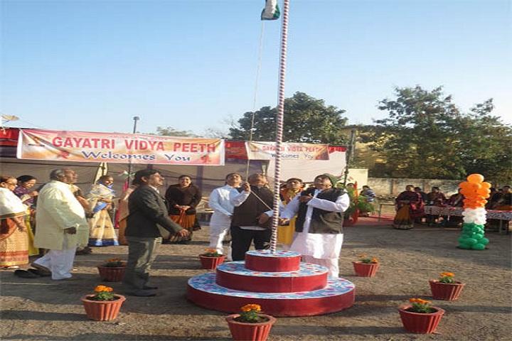 JLM Gayatri Vidya Peeth-Flag-Hosting