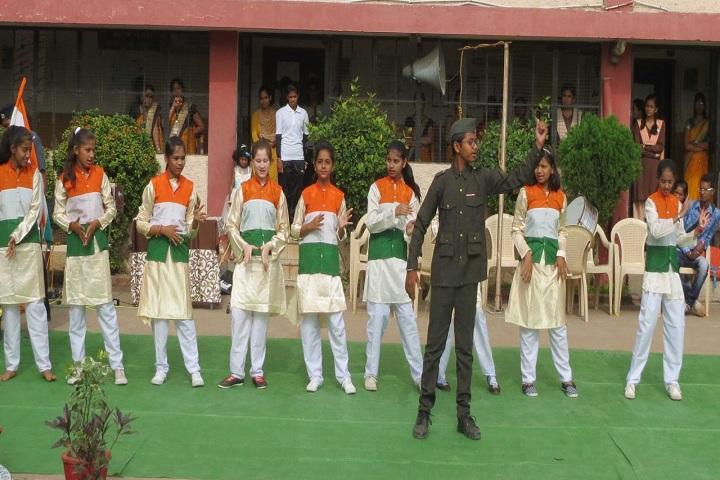 JLM Gayatri Vidya Peeth-Independence-Day