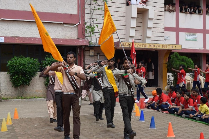 JLM Gayatri Vidya Peeth-Sports Meet