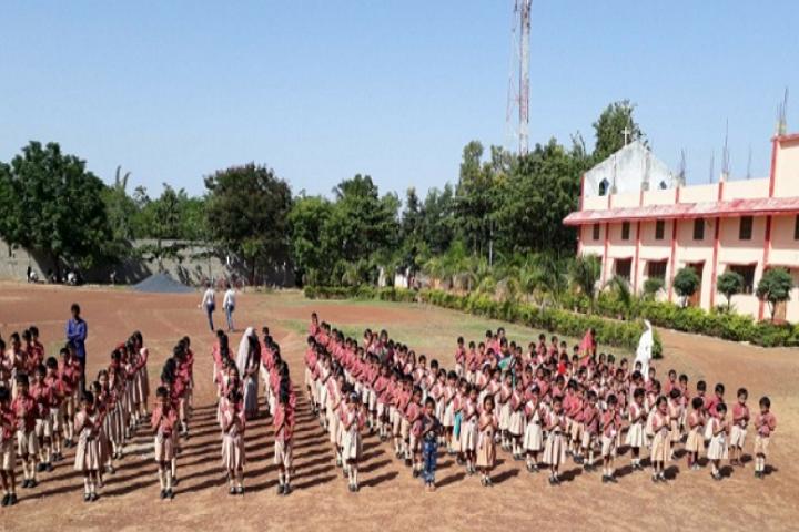 Jai Krista Convent High School-Assembly