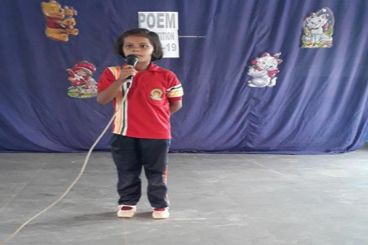 Jai Krista Convent High School-Singing