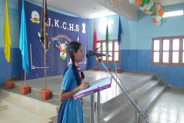 Jai Krista Convent High School-Independence-Day