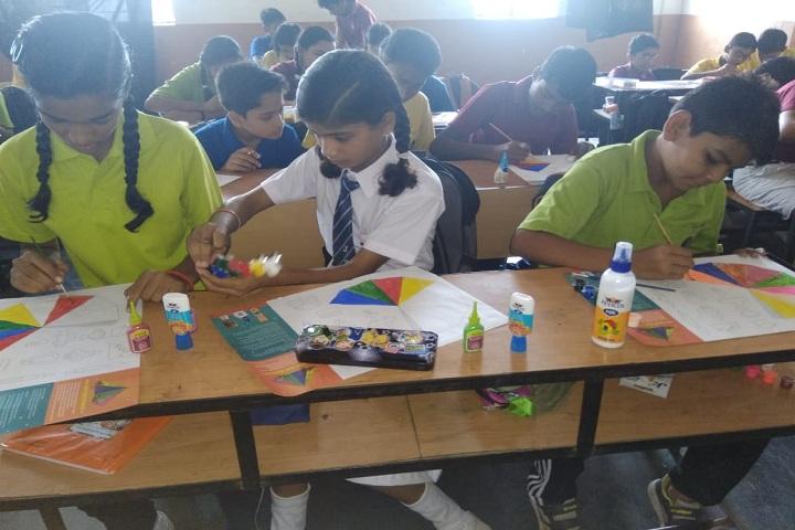 Jain Public School-Arts-Craft
