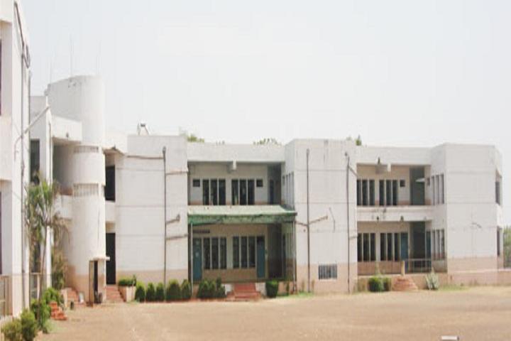 Jain Public School-Front-View