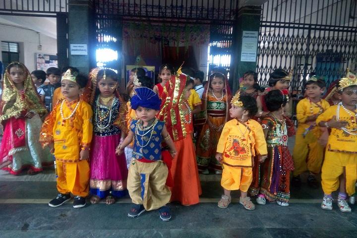 Jain Public School-Janmasthami-Celebrations
