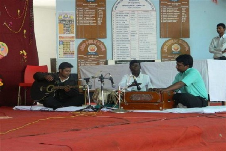Jain Public School-Music-Competition