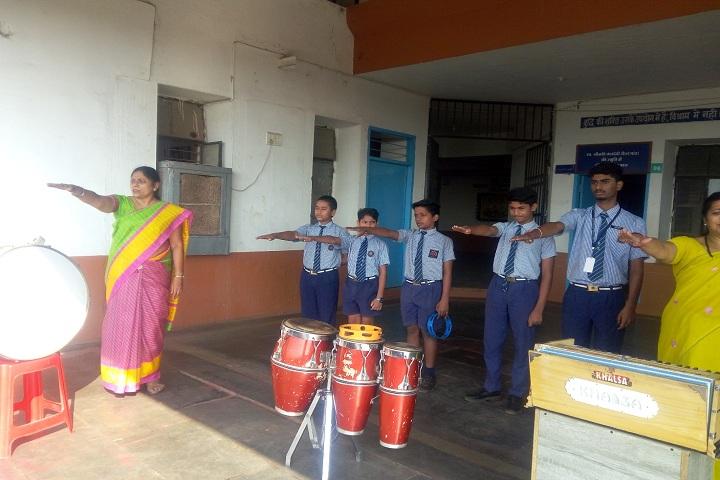 Jain Public School-Pledge