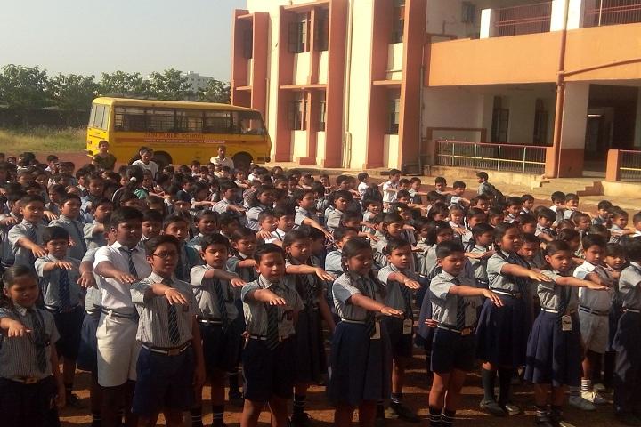 Jain Public School-Prayer-View