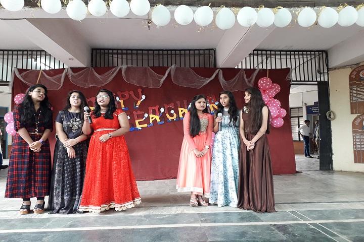 Jain Public School-Teachers-Day