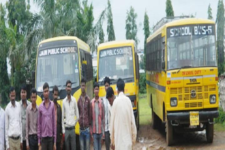 Jain Public School-Transports
