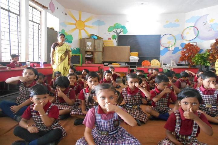 Jain Public School-Yoga-Room