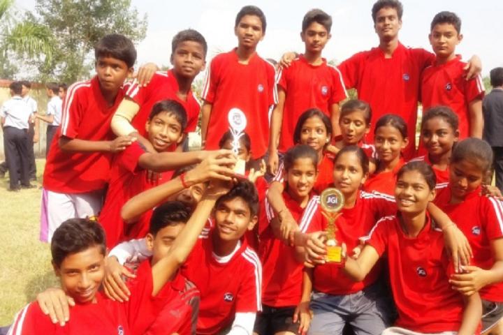 Jain Public School Korba-Achievement