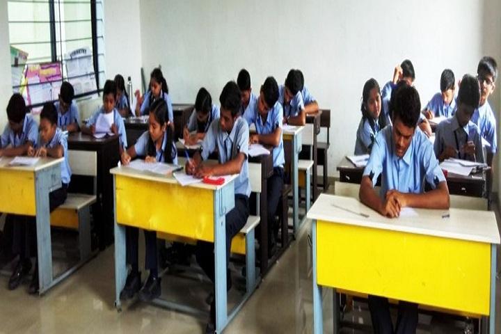 Jain Public School Korba-Classroom1