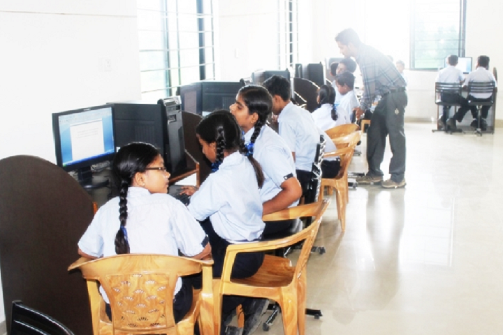 Jain Public School Korba-Computer-Lab