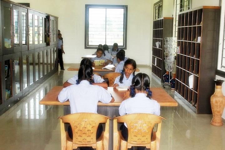 Jain Public School Korba-Library1