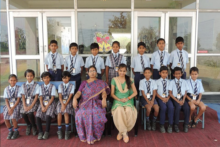 Janmitram SPS Memorial School-Student-Photo