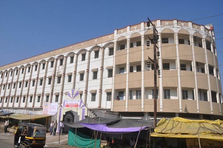 Shri Rajendra High School and Junior College-Campus View
