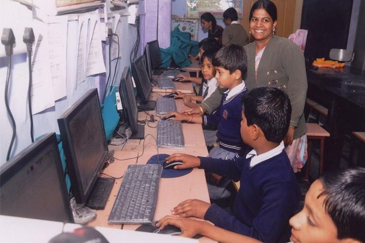 Shri Rajendra High School and Junior College-Computer Lab