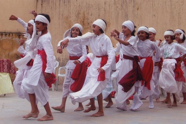 Shri Rajendra High School and Junior College-Dance