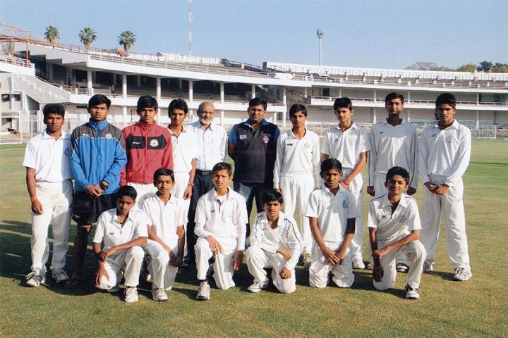 Shri Rajendra High School and Junior College-Sports Team