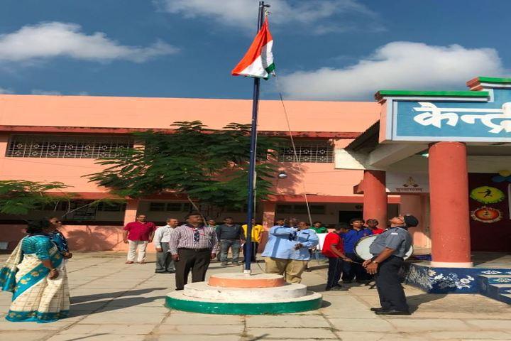 Kendriya Vidyalaya-Flag Host