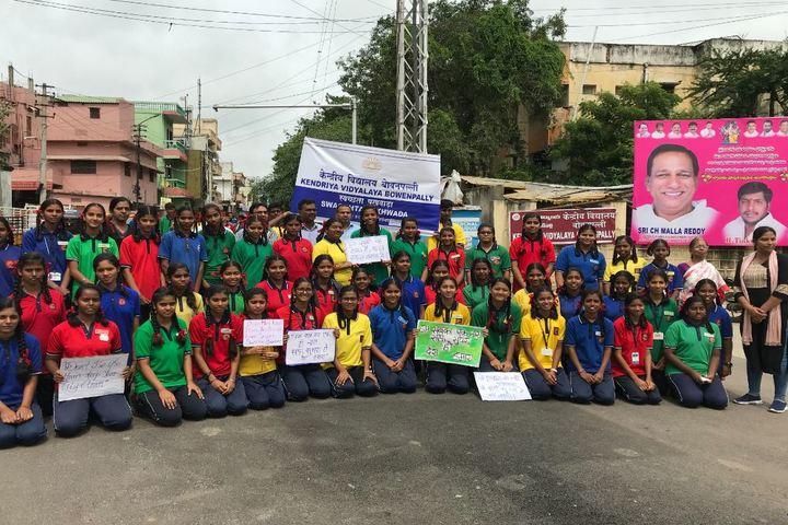 Kendriya Vidyalaya-Group Photo