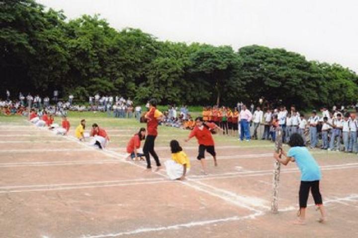 KK Wagh Vidyabjavan and Junior College-Kho Kho