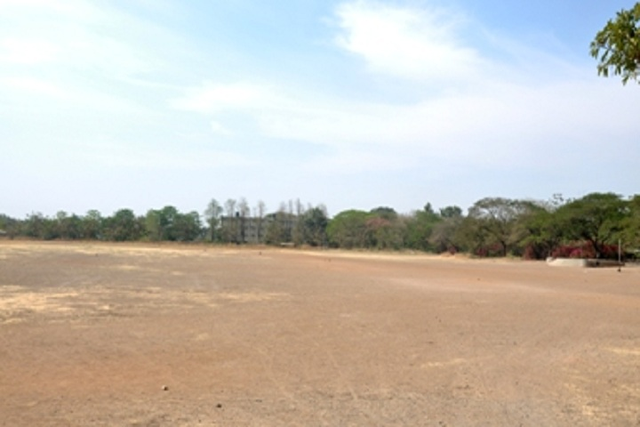 KK Wagh Vidyabjavan and Junior College-Play Ground