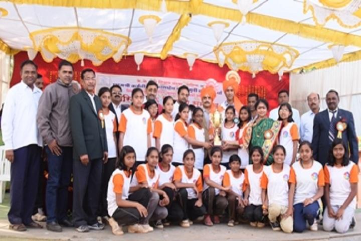 KK Wagh Vidyabjavan and Junior College-Sports Winner
