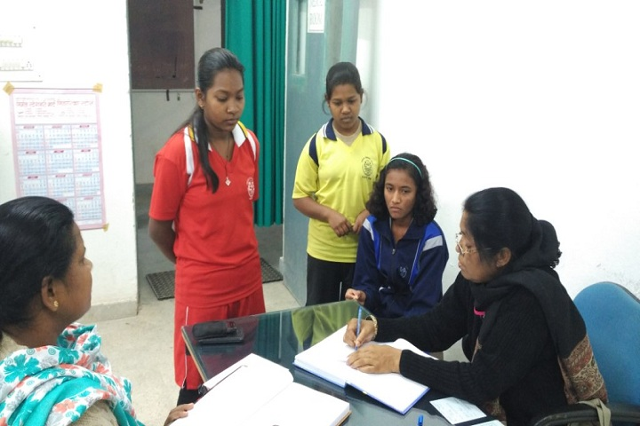 Jawahar Navodaya Vidyalaya-Health Checkup