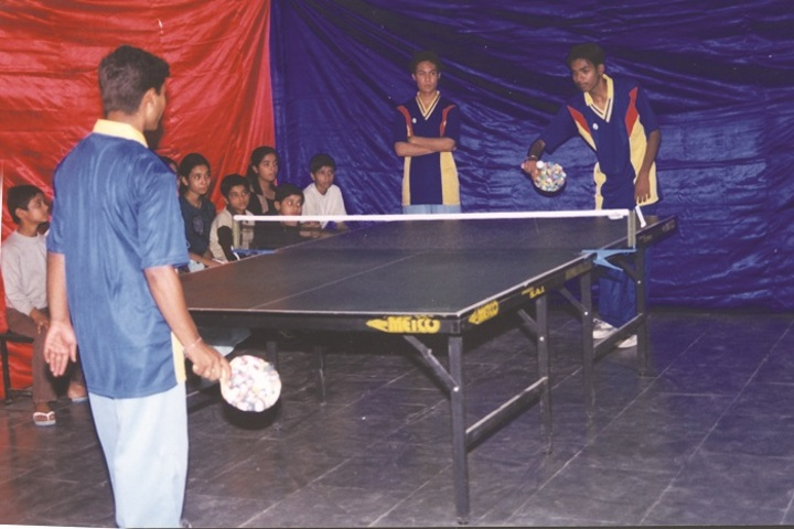 Arera Convent Higher Secondary Residential School-Indoor Games