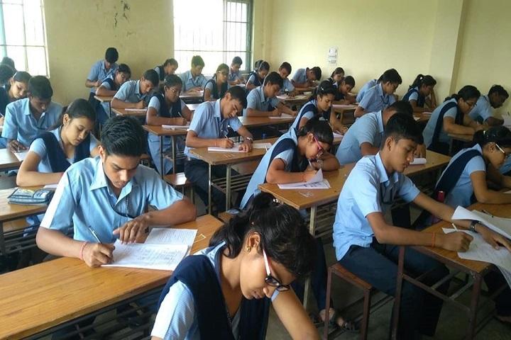 Triveni Academy-Examination