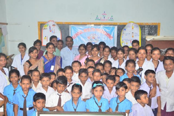 DRIEMS Science College-Group Photo