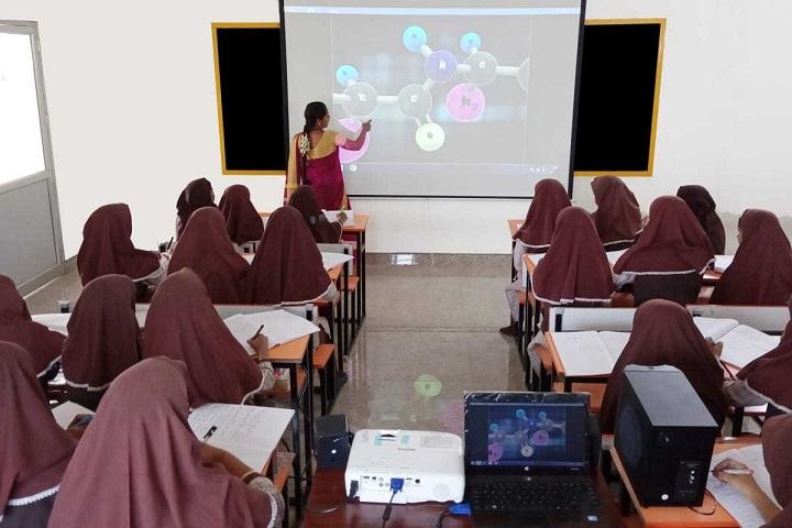 Dhaarus Salaam Matriculation Higher Secondary School-Classroom