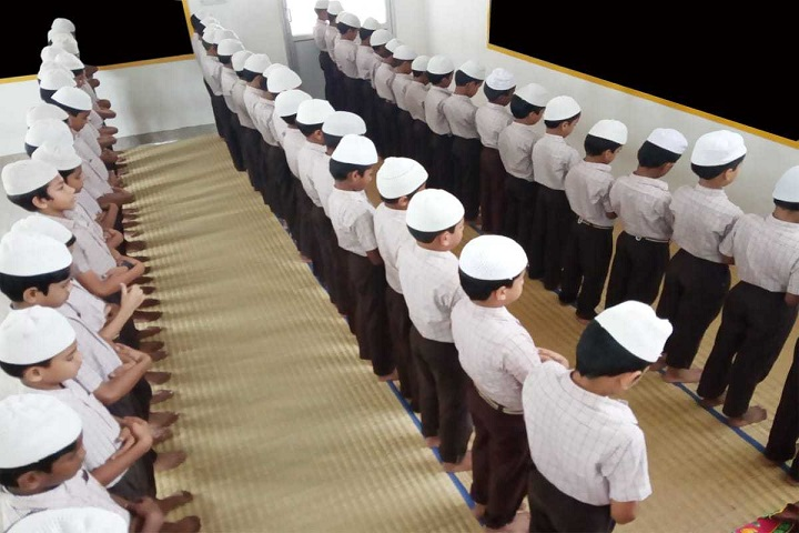 Dhaarus Salaam Matriculation Higher Secondary School-Prayer Room