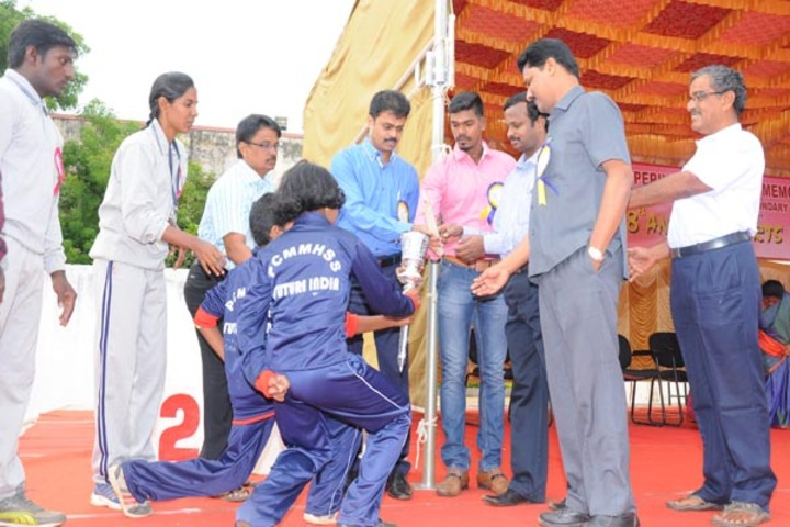 Periyar Centenary Memorial Matriculation Higher Secondary School-Annual Sports Day