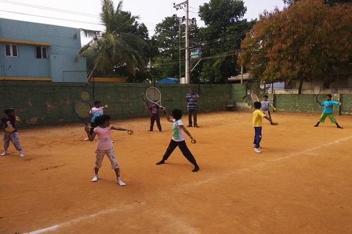 C S Ramachary Memorial Matriculation Higher Secondary School-Sports