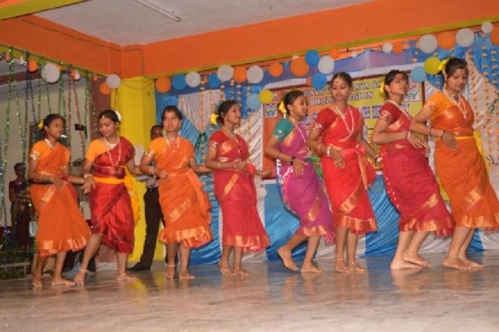 Jawahar Navodaya Vidyalaya Kabirdham-dance