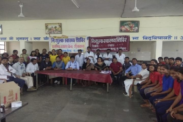 Jawahar Navodaya Vidyalaya Kabirdham-health checkup