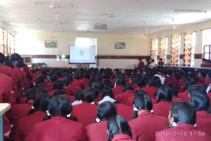 Jawahar Navodaya Vidyalaya Kabirdham-seminar